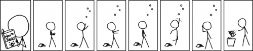 Source: XKDC http://xkcd.com/