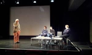 Tom Johnson - Jonathan Lardillier - Luke Wilson - Franck Jedrzejewski